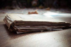 Экспертиза давности документа